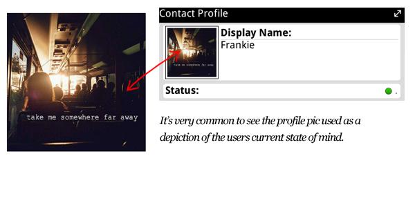 BBM Profile Picture