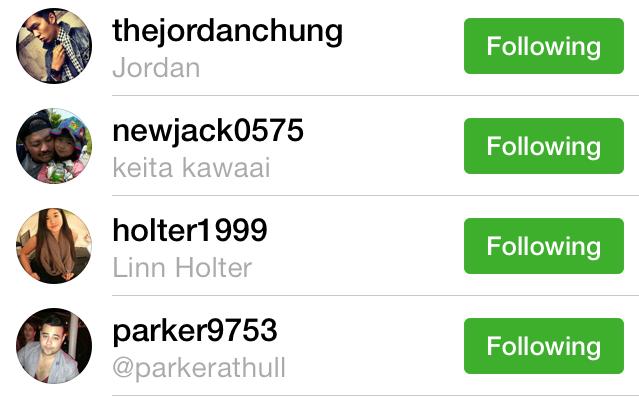 follow-list