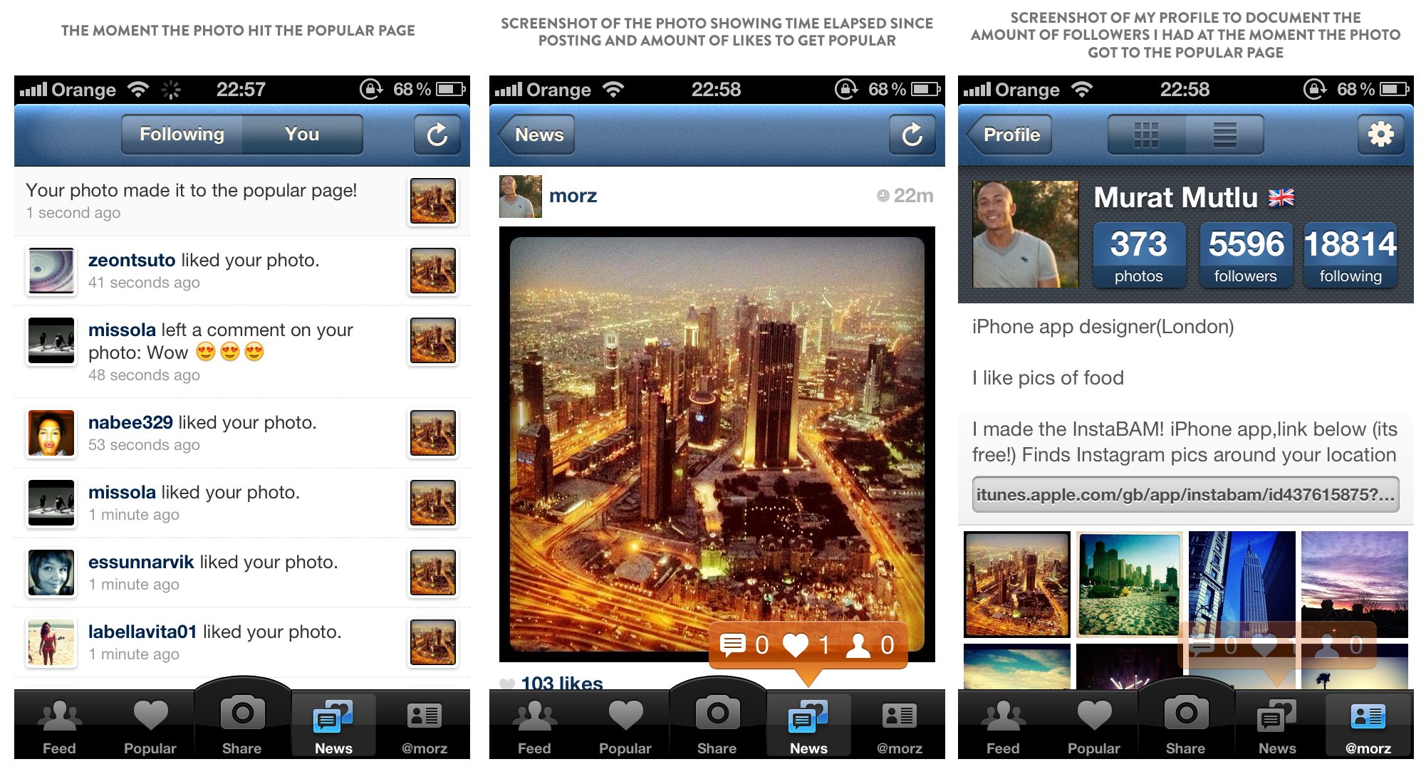 Follow Pie – The Story Of The Instagram Bot Made To Increase App
