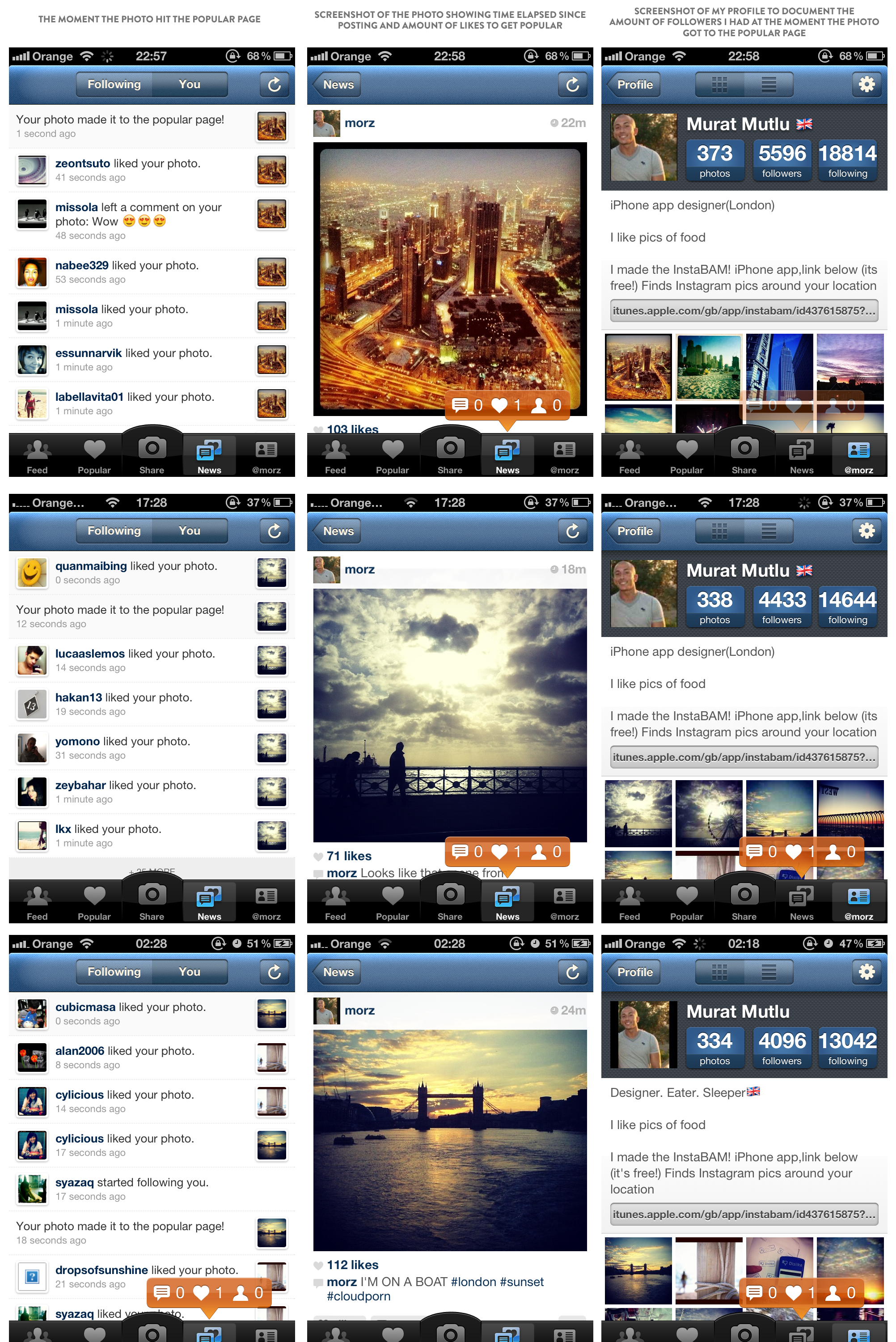 Follow Pie – The Story Of The Instagram Bot Made To Increase